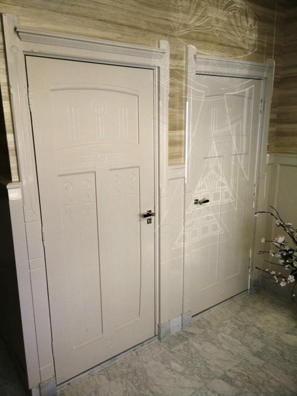 Renovatie binnendeuren en betimmeringen bouwbedrijf for Deuren en kozijnen